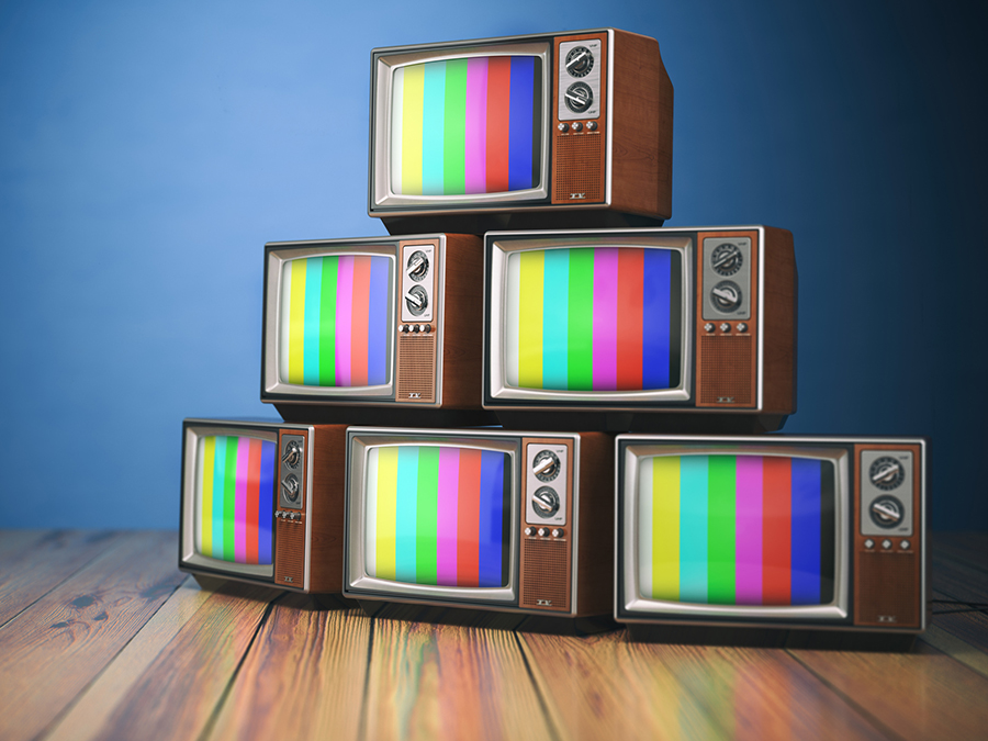 TV advertising options